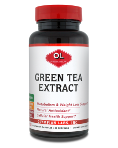 Olympian Labs Green Tea Extract 500 mg 60 caps