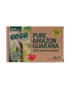 Rio Trading GoGo Pure Amazon Guarana 20 veg.caps
