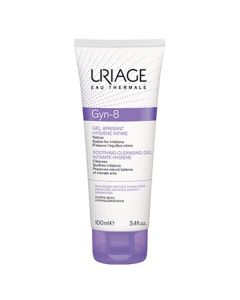 Uriage Gyn-8 Soothing Cleansing Gel Intimate Hygiene 100 ml
