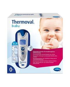 Hartmann Thermoval Baby Forehead Thermometer non-contact