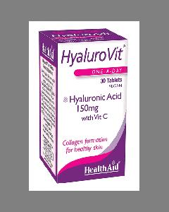 Health Aid Hyalurovit 150mg 30 tabs