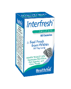 Health Aid Interfres  60 caps