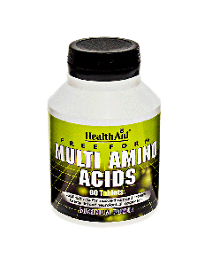 Health Aid Multi Amino Acids 60 tabs