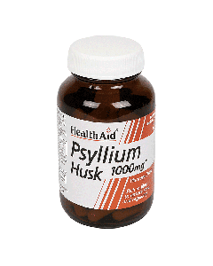 Health Aid Psyllium Husk 1000mg 60 caps
