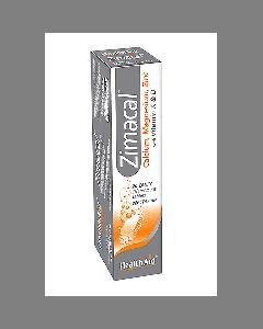 Health Aid Zimacal 20 eff tabs Lime