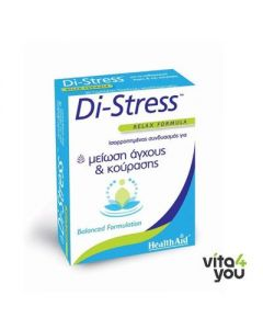 Health Aid Di-Stress 30 caps