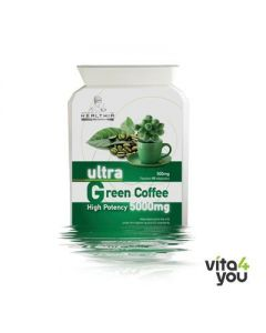Healthia Ultra Green Coffee 500 mg 90 caps