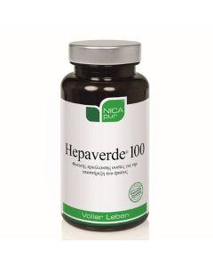 Nicapur Hepaverde 100 60 caps