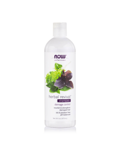 Now Solutions Natural Herbal Revival Shampoo 473 ml