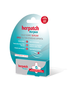 Herpatch Herpes Cold Sore Serum 5 ml