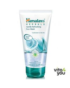 Himalaya Gentle Refreshing Face Wash combination-oily skin 150 ml