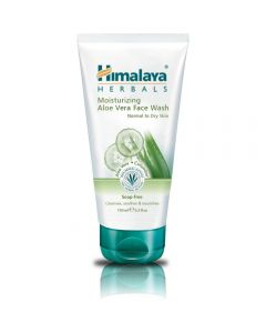 Himalaya Gentle Moisturizing Aloe Vera Face Wash normal-dry skin 150 ml