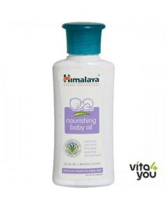 Himalaya Nourishing Baby Oil 200 ml