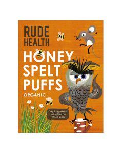 Rude Health Honey Spelt Puffs Organic 175 gr