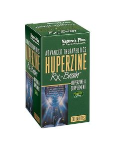 Nature's Plus Huperzine Rx-Brain 30 tabs
