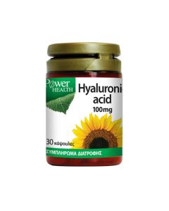 Power Health Hyaluronic acid 100 mg 30 caps