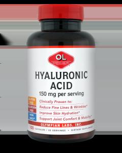 Olympian Labs Hyaluronic Acid 150 mg 100 veg caps