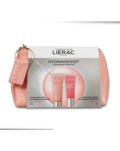 Lierac Hydragenist Replumping Hydration Cream normal dry very dry skin 10 ml & serum 8 ml
