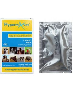 Hypermixvet Gel 5 vials x 5 ml