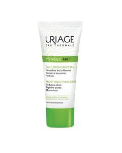 Uriage Hyseac Mat matifying emulsion 40 ml