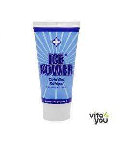 Ice Power Κρυοθεραπευτικό Αναλγητικό Τζέλ 150ml