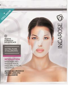 Inca Rose Extra Pure Hyaluronic Revolution Mask 17 ml