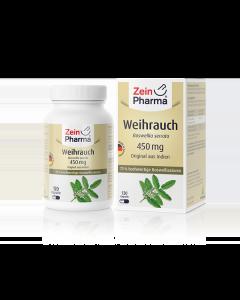 Zein Pharma Weihrauch Boswelia Serrata 450 mg 120 caps