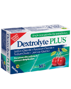 Intermed Dextrolyte Plus 10 sachets