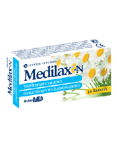 Intermed Medilax N suppositories 10 supps