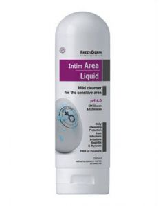 Frezyderm Intim Area Liquid pH 4.0 200 ml