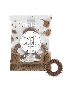 Invisibobble Original Crazy for Chocolate Hair Rings