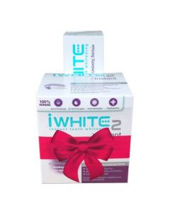 iWhite Set Instant Teeth Whitening System & iWhite Toothpaste 75 ml
