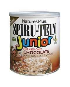 Nature's Plus Spiru-Tein Junior Chocolate 450 gr
