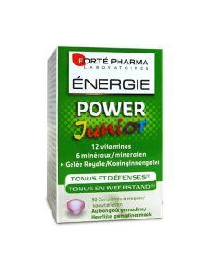 Forte Pharma Energie Power Junior 30 tabs