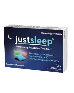 PharmaQ Just Sleep 30 tabs