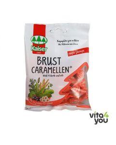 Kaiser Brust Caramellen 75 gr