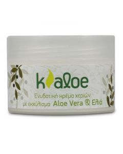 Kaloe Hand Cream Aloe vera & Olive 100 ml