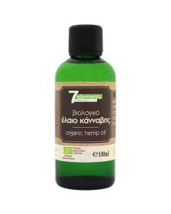 7elements Organic Hemp Oil 100 ml