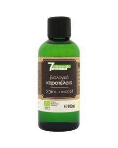 7elements Organic Carrot Oil 100 ml