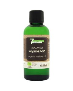 7elements Organic Walnut Oil 100 ml
