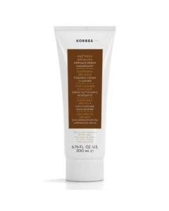 Korres Castanea Arcadia Foaming Cream Cleanser 200 ml