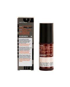 Korres Men's Cream Σφένδαμος Ανδρική αντιρυτιδική κρέμα για πρόσωπο & μάτια 50 ml