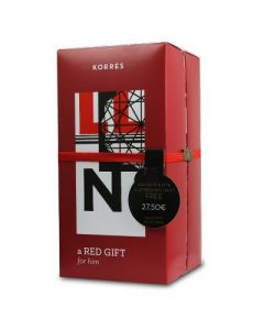 Korres Vetiver Root Green Tea Cedarwood Red Gift Him Άρωμα 50 ml & Aftershave 125 ml