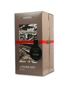 Korres Black Sugar Oriental Lilly Violet Gift Her Άρωμα 50 ml & Γαλάκτωμα Σώματος 125 ml
