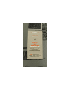 Korres Cedar Men's Colour Treatment 5.0 Natural Grey