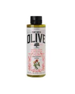Korres Pure Greek Olive Showergel Verbena 250 ml