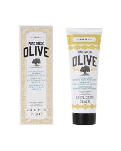 Korres Pure Greek Olive Creamy Exfoliating Scrub 75 ml