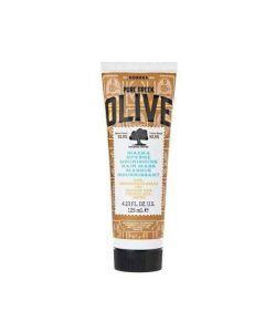 Korres Pure Greek Olive Nourishing Mask dry hair 125 ml
