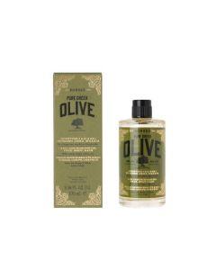 Korres Pure Greek Olive 3 in 1 Nourishing Oil Face Body Hair 100 ml