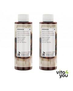 Korres Vanilla Cinnamon Showergel 250 ml 1+1 Free